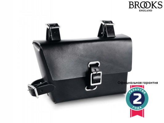 Велосумка на раму Brooks B4 Leather Frame Bag