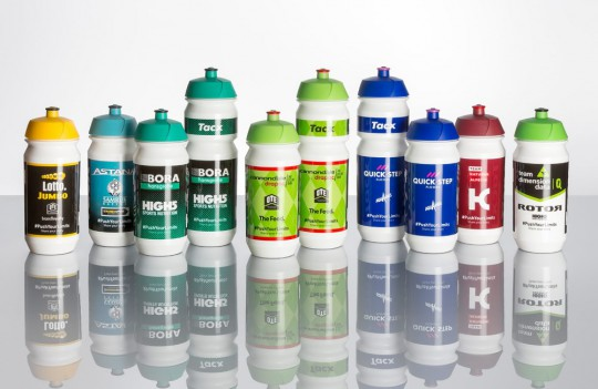 Велофляга Tacx Pro Team bottle Cannondale-Drapac