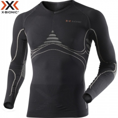 Термобелье X-Bionic Extra Warm Man Shirt Long Sleeves Roundneck