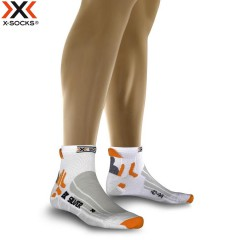 Термоноски велосипедные X-Socks Biking Silver