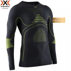 Термобелье X-Bionic Evo Shirt Man Long Sleeves Round Neck
