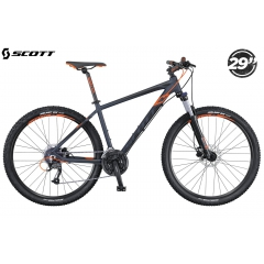 Горный велосипед Scott Aspect 950 2016 anthr./orange