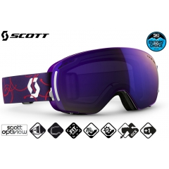 Лыжная маска Scott LCG Compact purple