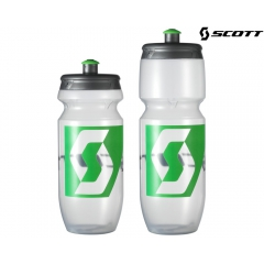Велофляга Scott Corporate G3 clear/neon green