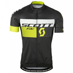 Велофутболка Scott Rc Pro yellow
