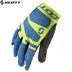 Велоперчатки Scott Endurance LF Glove 2016 blue/green
