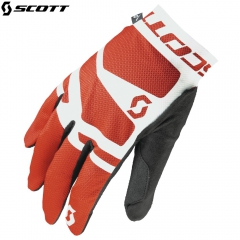 Велоперчатки Scott Endurance LF Glove 2016 white/red