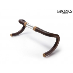 Обмотка руля Brooks Microfibre Bar Tape brown