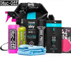Набор для чистки велосипеда Muc-Off Team Sky Drybag Kit