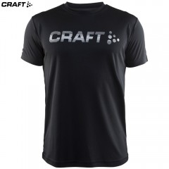 Спортивная футболка Craft Prime Logo Tee 1904341-9999