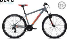 Горный велосипед Marin Bolinas Ridge 1 gloss grey