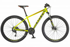 Горный велосипед Scott Aspect 750 2018 yellow