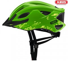 Велошлем ABUS S-Cension diamond green