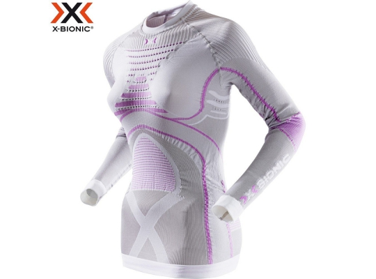 Термобелье женское X-Bionic Radiactor Evo Lady Shirt Long Sleeves