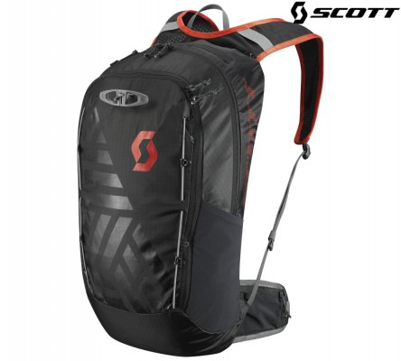 Велорюкзак Scott Trail Lite FR 22 caviar black/fiery red