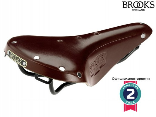 Велоседло Brooks B17 Standard brown