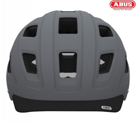 Велошлем ABUS Hyban concrete grey
