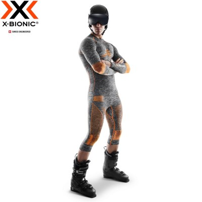 Термобелье X-Bionic Energy Accumulator EVO Melange Man Pants Medium