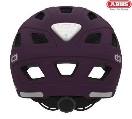 Велошлем ABUS Hyban core purple