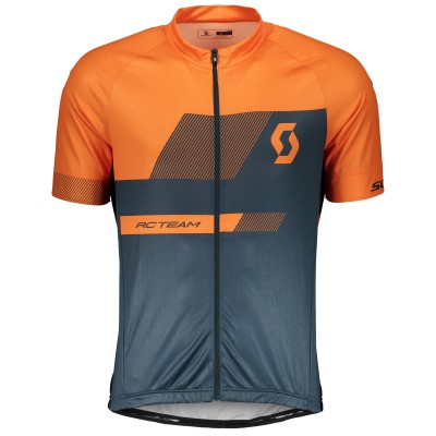Велофутболка Scott RC Team 10 orange 2018