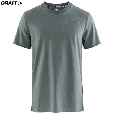 Футболка Craft District Clean Tee 1907201-615000