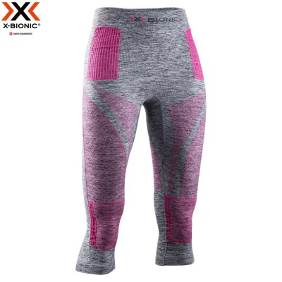 X-Bionic Energy Accumulator 4.0 Melange Pants 3/4 Wmn