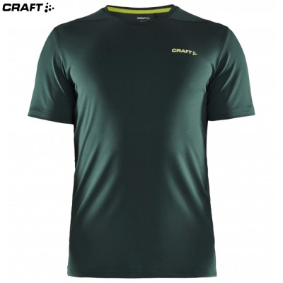 Craft Charge SS Intensity Tee 1907745 зеленый
