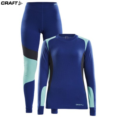 Craft Baselayer Set Wmn 1905331-360612