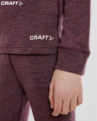 Craft Merino 180 Set Junior 1907878-488200