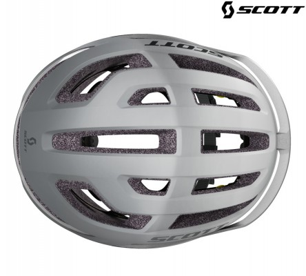 Scott Arx Plus vogue silver/reflective
