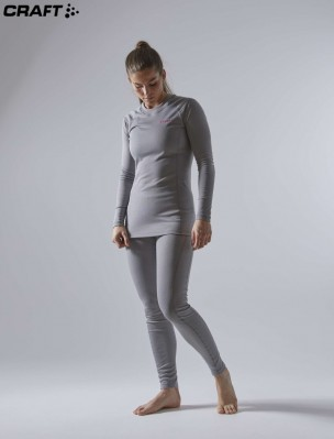 Craft Core Warm Baselayer Set Wmn 1909708 серый