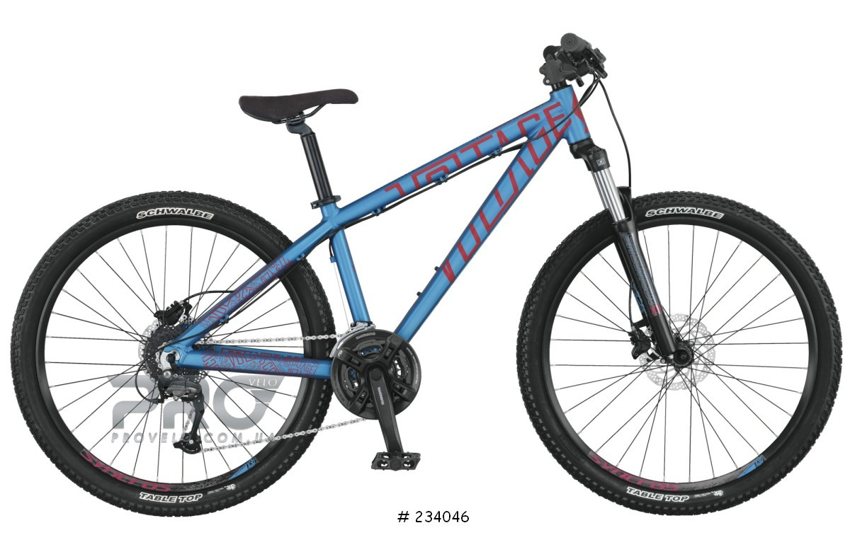 Велосипед scott voltage yz 20 2014 синий