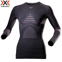 Термобелье X-Bionic Energy Accumulator Evo Lady Shirt Long Sleeves Roundneck