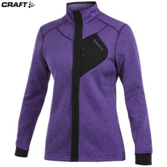 Флисовая кофта Craft Warm Jacket Wmn 1901671