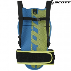 Детская защита на спину Scott Soft Actifit Junior Back vibrant blue/green