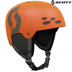 Лыжная каска Scott Scream tangerine orange matt