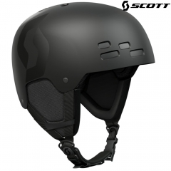 Лыжная каска Scott Scream black matt