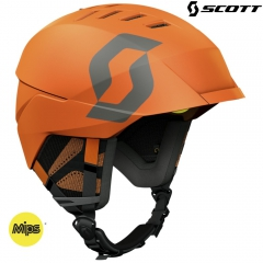 Горнолыжный шлем Scott Symbol tangerine orange matt
