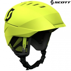 Горнолыжный шлем Scott Coulter chartreuse yellow