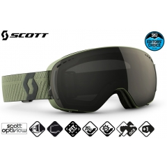 Лыжная маска Scott LCG Compact halo green