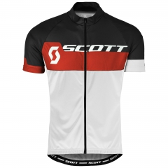 Велофутболка Scott Endurance Plus red