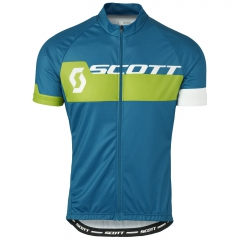 Велофутболка Scott Endurance Plus green