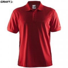Спортивная футболка Craft Polo Pique Classic 192466-1430