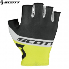 Велоперчатки Scott RC Team SF Glove 2016 black/sulphur yellow