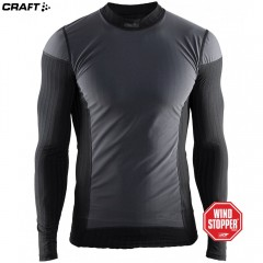 Термобелье Craft Active Extreme 2.0 Windstopper Crewneck LS Men 1904505