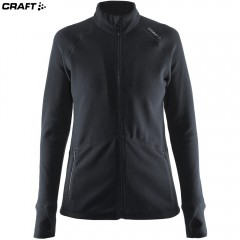 Женский флис Craft Full Zip Micro Fleece Jacket Wmn 1904594