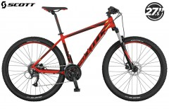 Горный велосипед Scott Aspect 750 2017 red/black/yellow
