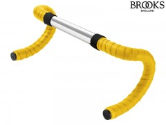 Обмотка на руль Brooks Cambium Rubber Bar Tape yellow