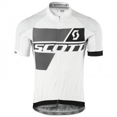 Велофутболка Scott RC Premium SL white 2017