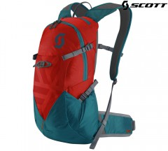 Велорюкзак Scott Trail Rocket FR 18 legion blue/fiery red